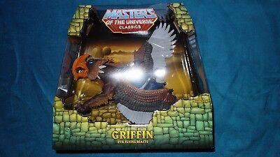 Masters of the Universe classics Griffin heman motu