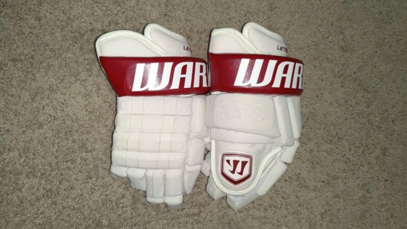 Pro Stock Kristopher Letang 2012 NHL All Star Warrior Franchise Gloves Hockey 14