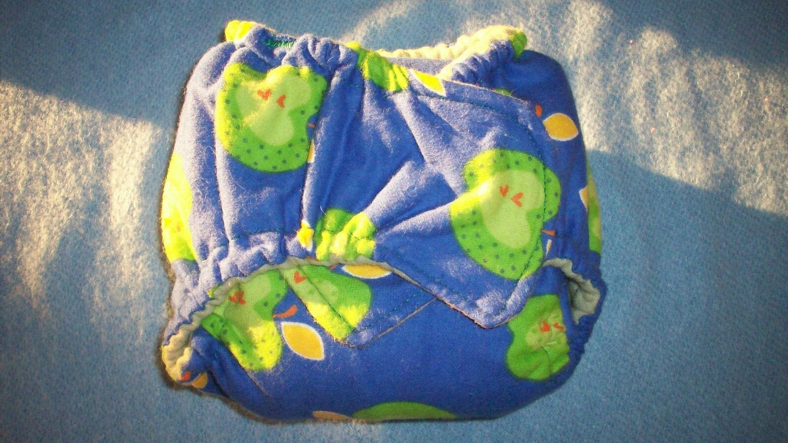 Set of 3 MamaBear - Prefold/Fitted Hybrid One Size Fits All