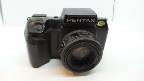 Pentax SF-10 35mm Film Camera Untested As Is