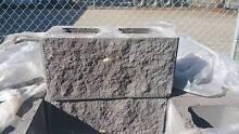 Retaining Wall Castle Blocks Grey Riverstone Blacktown Area Preview