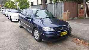 2000 Holden Astra TS Great car to drive Summer Hill Ashfield Area Preview