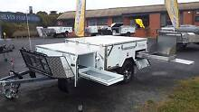 Light weight easy tow hard floor camper trailer Fyshwick South Canberra Preview