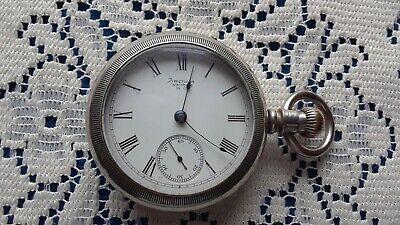 Waltham 18s 11 Jewel Pocket Watch