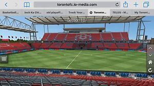 Toronto FC Tickets vs New England June 23