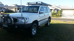105 Series Toyota Landcruiser Toogoom Fraser Coast Preview