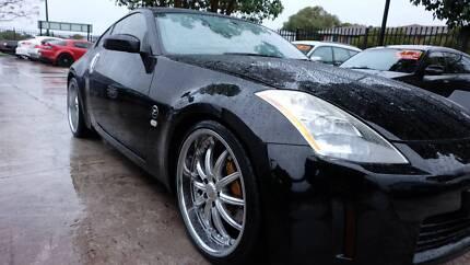 2004 Nissan 350Z Coupe $14990 St James Victoria Park Area Preview