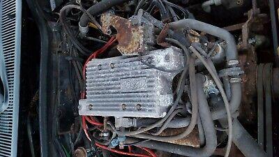 FORD SIERRA XR4x4 CAPRI 2.8I BARE ENGINE ONLY 65K BARN FIND RARE NOW