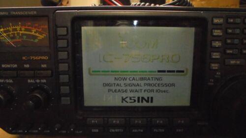 Icom 756 Pro Transceiver HF