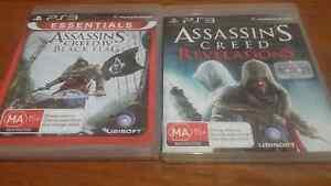 PS3 Games - Assassins Creed South Granville Parramatta Area Preview