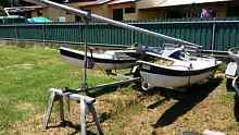 Catamaran 14ft and Trailer Wallsend Newcastle Area Preview