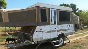 Outback Jayco Eagle 2005 - One owner and in Excellent condition Kyabram Campaspe Area Preview