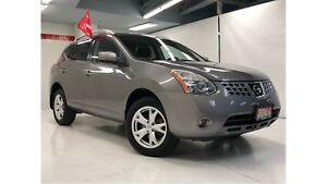 2009 Nissan Rogue SL|ACC FREE|LOW MILEAGE|SAFETY DONE