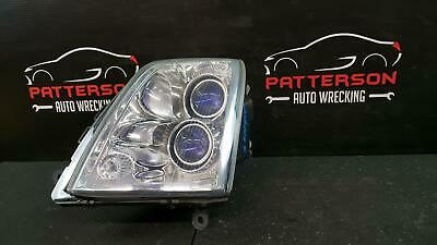 2005 CADILLAC STS DRIVER LEFT HALOGEN HEAD LIGHT LAMP ASSEMBLY