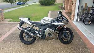 2004 Yamaha R6 Special Edition Guanaba Gold Coast West Preview