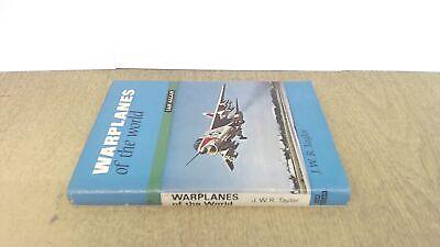 Warplanes of the World, John W.R. Taylor, Ian Allan Ltd, 1966, Ha