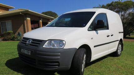 2006 Volkswagen Caddy Van/Minivan Port Macquarie Port Macquarie City Preview