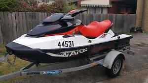 Seadoo wake pro 215hp Turners Beach Central Coast Preview
