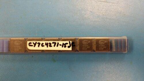 (1pc) CY7C4271-15JC FIFO, 32K x 9, Synchronous, 32 Pin, Plastic, PLCC