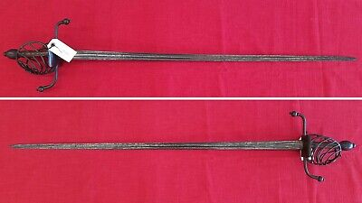 17th Century North European Military Backsword