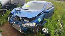 Mitsubishi ralliart 2013 Sst auto WRECKING parts evolution 4b11 Berkshire Park Penrith Area Preview