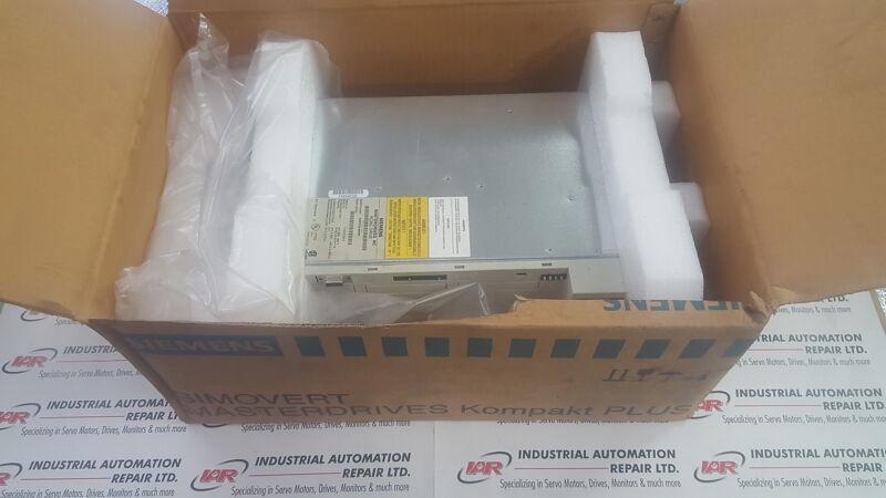 SIEMENS MICROMASTER AC/AC DRIVE 6SE7018-0EP50