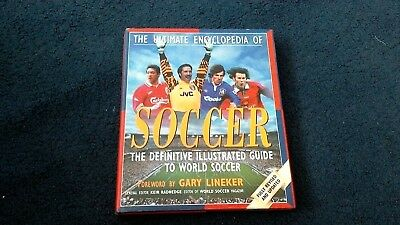 Used, The Ultimate Encyclopedia of Soccer - 1997 Hardback for sale  Shipping to South Africa