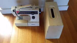 sewing machine & Queen Size Bed Base & Mattress Paddington Eastern Suburbs Preview