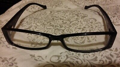 Marc By Marc Jacobs Eyeglasses glasses Frame MMJ458 P05 135 Black And (Marc By Marc Jacob Glasses)