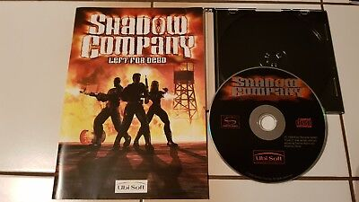 Shadow Company - Left For Dead (PC, 1999) ()