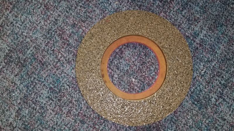 """Nylogrit 16"""" rotary brush shower feed scrubber instalock pad driver 30355 5"""""""