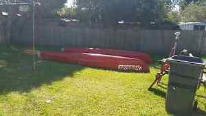 QUICK SALE  16 foot Mosquito Catamaran & trailer North Ryde Ryde Area Preview