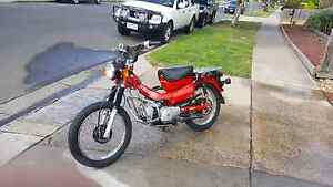 Honda postie CT110 motorbike Hoppers Crossing Wyndham Area Preview