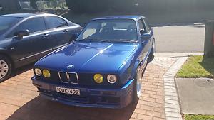 BMW E30 318i coupe Abbotsbury Fairfield Area Preview