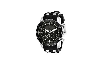 New Invicta Pro Diver Two Tone Gents Watch with Silicone & Stainless Steel Strap