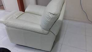 Cuba C9600 Bianco  1 seat W/ manual Recline sofa Revesby Bankstown Area Preview