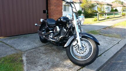 Yamaha vstar 650 cc LEARNER LEGAL! Hurstville Hurstville Area Preview