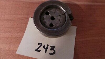 10-32 Nf3 Thread Ring Gage No Go Only Greenfield Gtd P.d. .1678