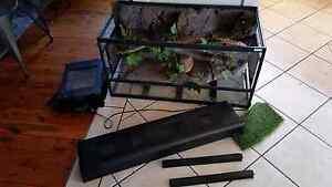 Frog/reptile enclosure waterfall etc Hamilton Newcastle Area Preview