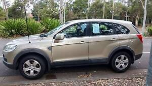 2009 Holden Captiva SUV Berkeley Vale Wyong Area Preview
