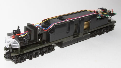 Life-Like Proto 2000 E7 Power Chassis with Mars Light DCC Ready