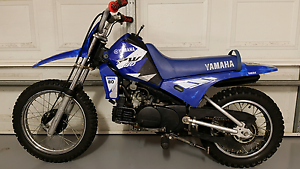 2002 Yamaha PW80 peewee 80 pee wee Rouse Hill The Hills District Preview