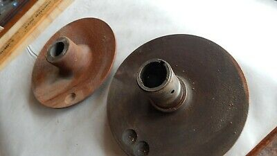 Oliver Lathe 159 Variable Speed Pulley Cast Iron Steel