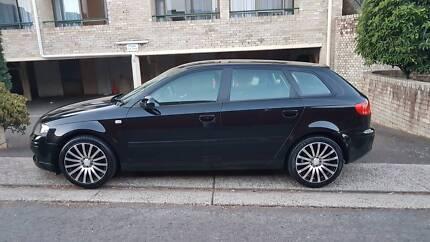 Manual 2008 Audi A3 Hatchback 1.9 Litre Diesel