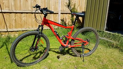 DIAMONDBACK mason 27.5 dual suspension mountain bike