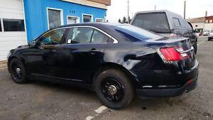 2013 Ford Sedan Police Interceptor AWD
