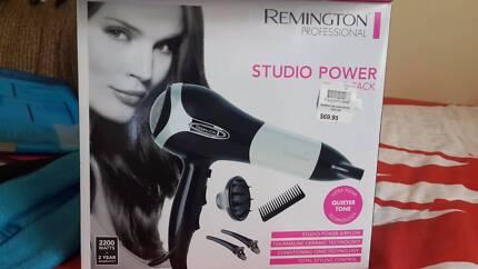 Remington professional Hair dryer set