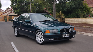BMW 328i E36 2.9L AUTO 1 Owner Full BMW Service history Payneham Norwood Area Preview