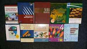 Text books for your studies at uni/Tafe etc Tallebudgera Gold Coast South Preview