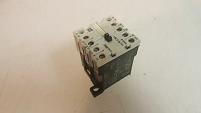 Square D Contactor, Class 8502, Type PC3 . 10E, 120V Coil, Used. Warranty
